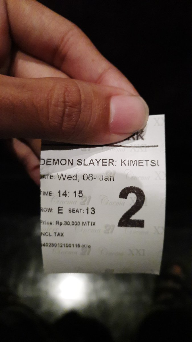 @cinema21 #NontonAnimediXXI #DemonSlayertheMovieMugenTrain #kimetsunoyaibathemovie