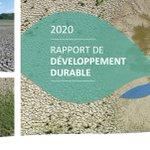 Image for the Tweet beginning: [ENVIRONNEMENT🌿💦] 📣Découvrez les actions🚧 #développementdurable