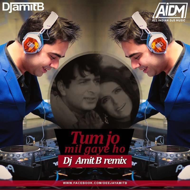Tum Jo Mil Gaye Ho (Remix) - DJ Amit B  Download:   #tumjomilgayeho #Wremix #djamitb #aidm #allindiandjsmusic