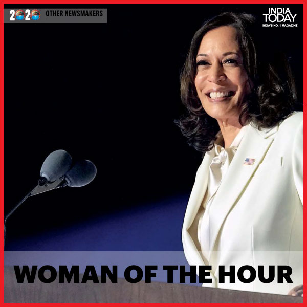 Kamala Harris has broken many glass ceilings in a glittering career and thus features on our list of the Newsmakers of 2020.  Click  to read more. #MagazinePromo #KamalaHarris #US #Politics