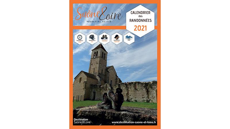Calendrier Des Randonnées En Saone Et Loire 2021 Saône et Loire (@Destination71)   تويتر