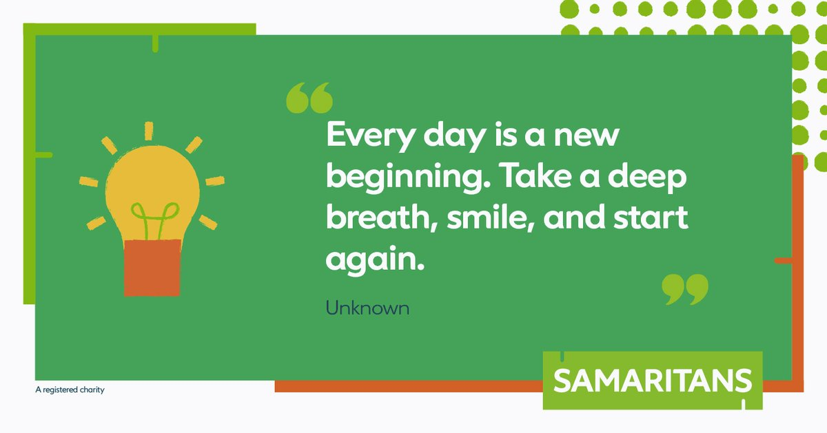 Everyone feels low at some point in their lives, but talking about how you're feeling can help you to feel more positive about the future 💚 #WednesdayWisdom https://t.co/dTpEwyEI2N