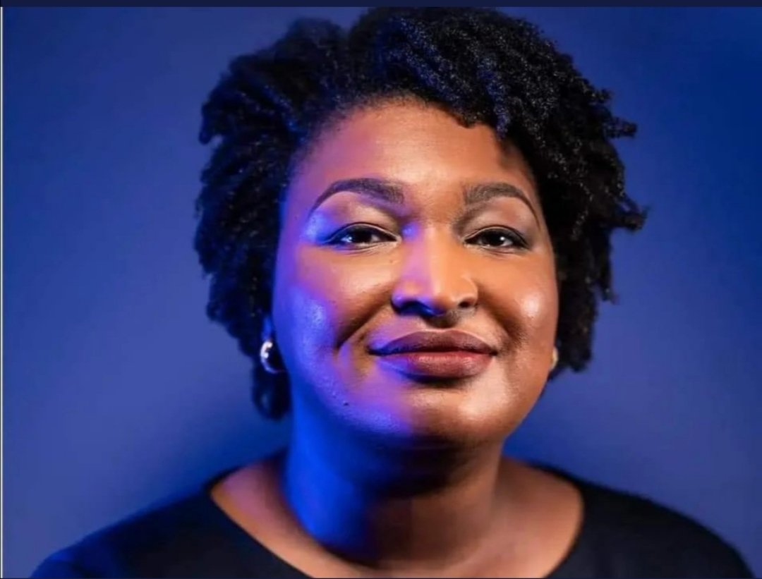 Hey @TIME.  Next #TIMEPOY should be #StaceyAbrams , don't you think?
