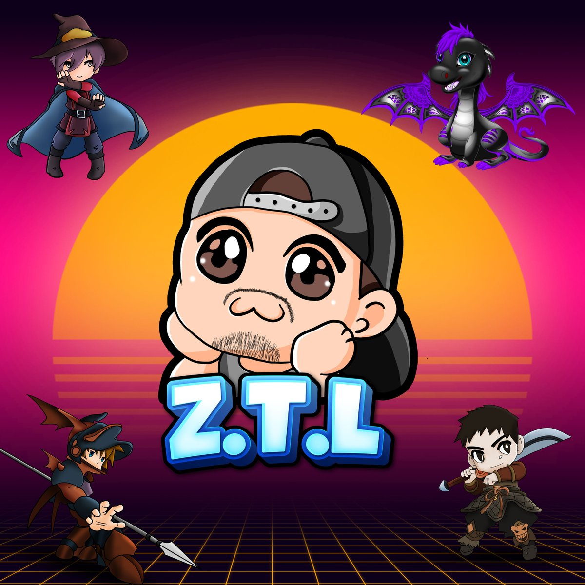 A HUGE thanks to @KaylaGraphics for the AWESOME profile lolg and banner!!!!! If you need work, hit her up!!!! #twitch #GFXDesigner
