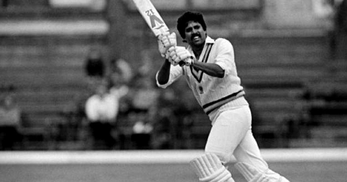 Kapil Dev - greatest all-round athlete of Indian cricket ... born 6 Jan 1959. #cricket #onthisday @therealkapildev