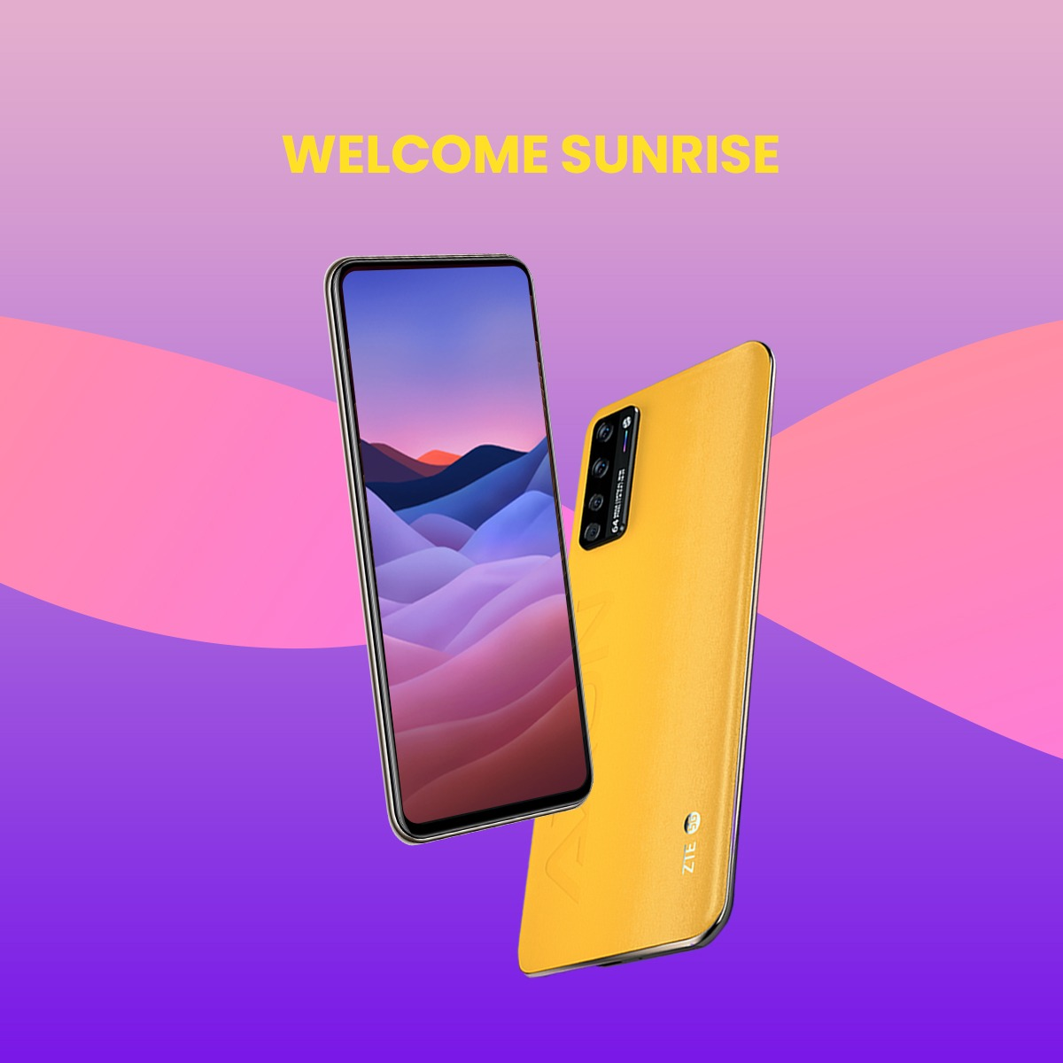 Introducing the brand new Sunrise Yellow edition of the Axon 20 5G. Will be available to the global market January 7th: https://t.co/k8zHDbpJzj https://t.co/gROgTN6U7l