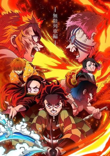 Despite all the rumors abt the ending (which is true). Asli nangis banjir tumpah ruah. Damagenya ... udah lama bgt ga nangis kejer gini gegara anime😭😭😭    #DemonSlayertheMovieMugenTrain #kimetsunoyaibathemovie