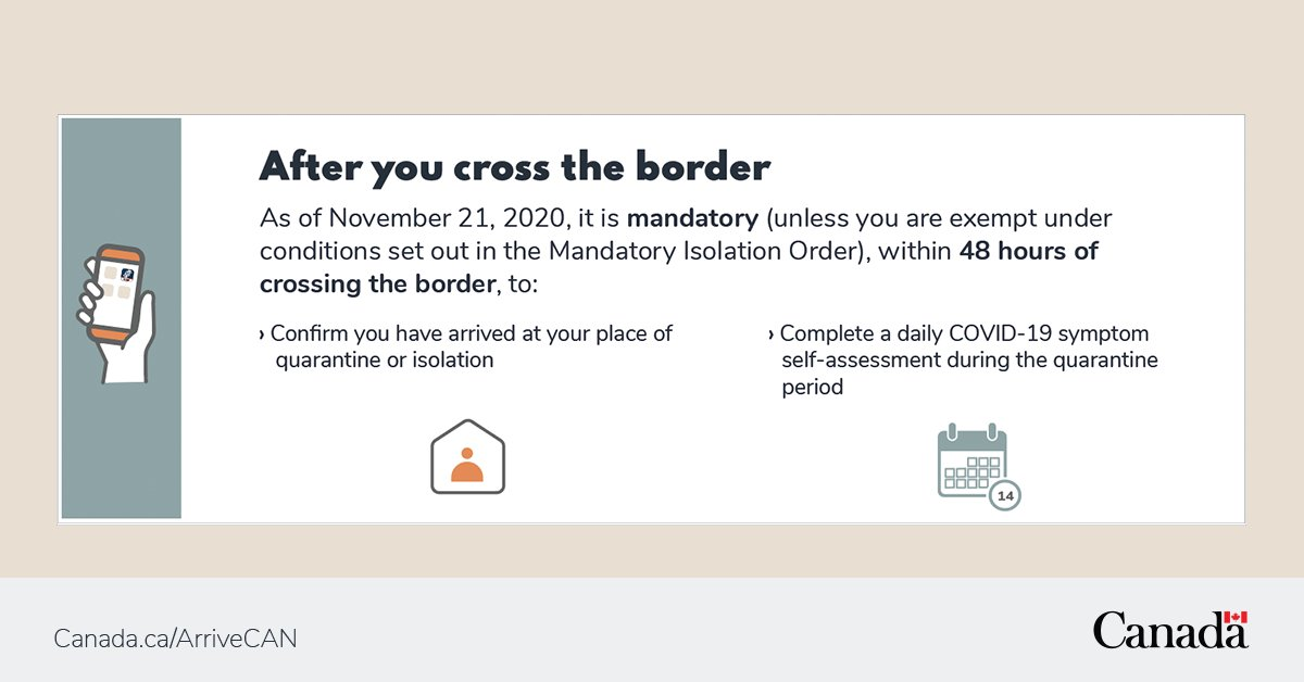Do These Changes Hint Canada S Border Might Reopen