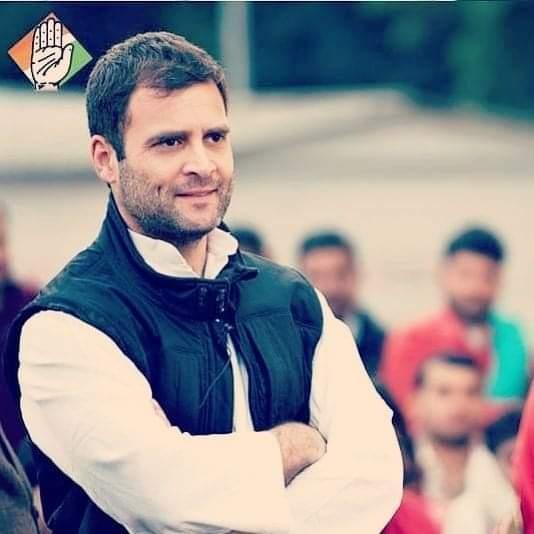 @RahulGandhi भारत के मान भारत की शान माँ भारती के पुत्र सच्चे निर्भीक और ईमानदार व्यक्तित्व राहुल जी।