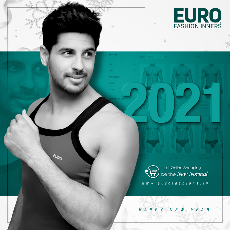 Wish you a Happy 2021! From my EURO family! @Euro_Fashions