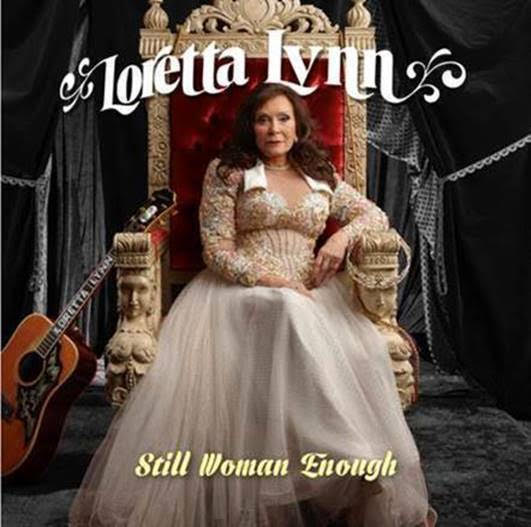 #NEWALBUMALERT @LorettaLynn STILL WOMAN ENOUGH is coming 3/19/21 to record stores on CD/vinyl.   HER 50TH STUDIO ALBUM celebrates women in country music.    We'll be celebrating Loretta.   Pre-order at your favorite record store or find one here: