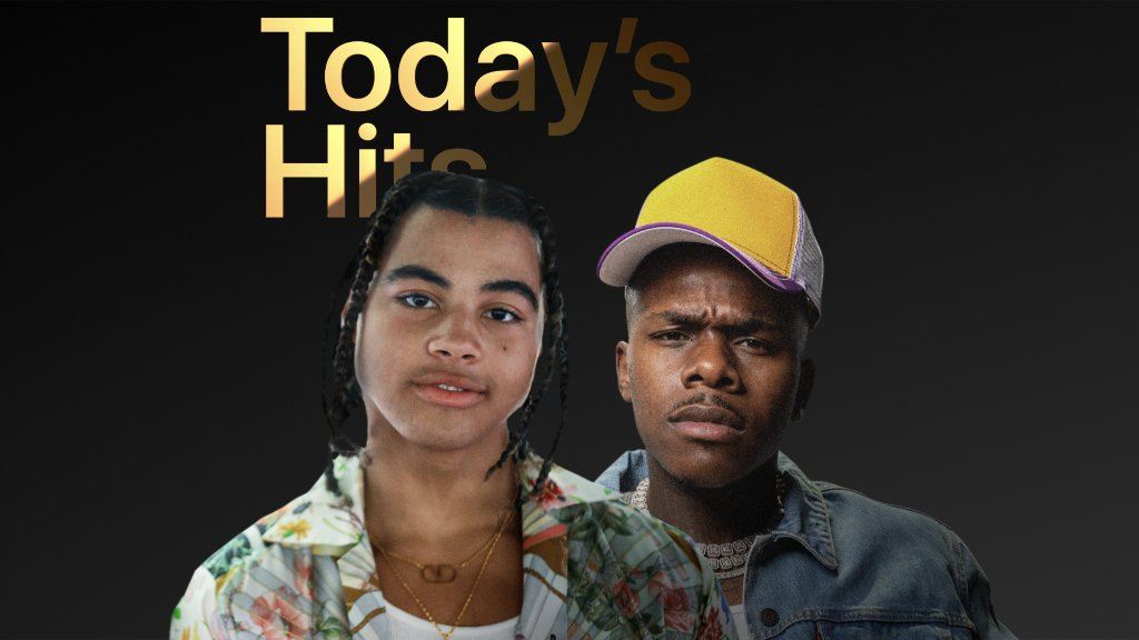 """""""#Coco is the ultimate cultural collision, bringing in high fashion references, hip-hop culture, and internet impact to create a global hit.""""  Listen to @24kGoldn x @DaBabyDaBaby on #TodaysHits:"""