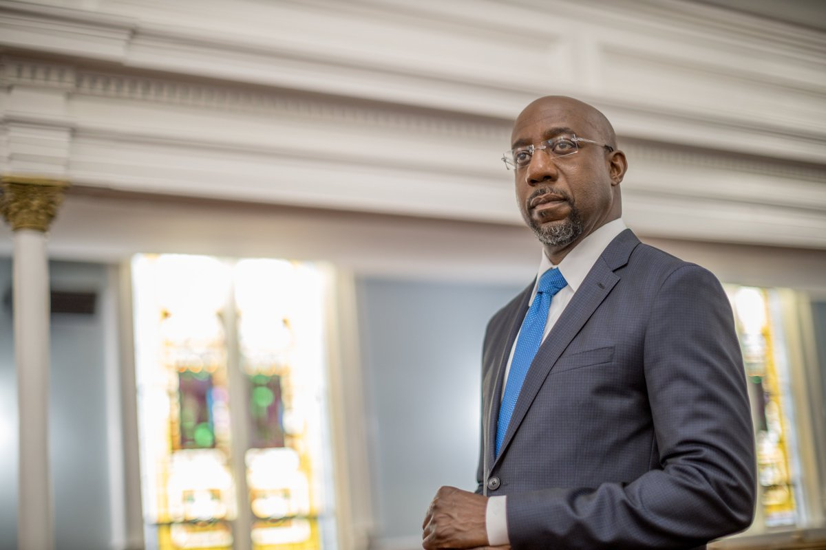 Congrats to Senator-Elect @ReverendWarnock on his GA #senate win! Read more about Warnock's work to end #massincarceration in this issue of the @HarvardDivinity Bulletin's cover story.   #gapol #GAelection #racialjustice #geogia