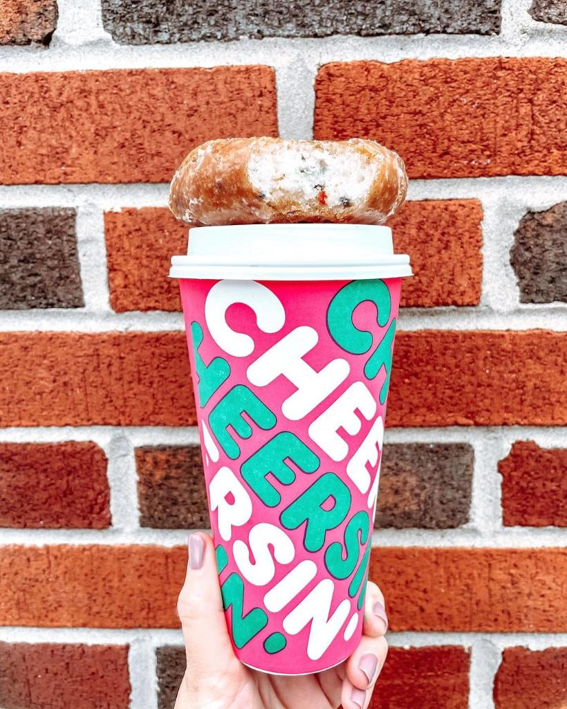 New year, new order 🙌 Drop an emoji if you've tried Extra Charged Coffee (with 20% more caffeine!) or the Dunkfetti donut ✨😎