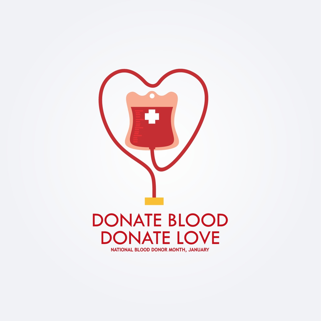 January is #NationalBloodDonorMonth! #DYK one blood donation can save up to 3 lives? Visit   to find out how you can make a difference, even from the comfort of your home! #Donate #GiveWithMeaning