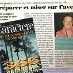 Image for the Tweet beginning: 🏆✅ bravo à Chantal Aboudeine,
