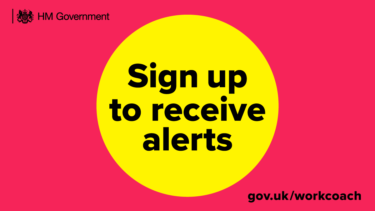 Do you want to make a difference? Being a Work Coach is #MoreThanAJob 👀 Check out our live vacancies ✉️ Sign up for email alerts to find out when your local jobcentre is hiring. Vacancies will be updated weekly: ow.ly/Pgeu30r8Loo Salaries start at £27,565 #PlanForJobs