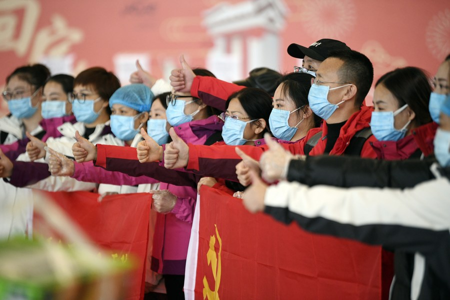 With the world striving to tackle the pandemic & various other global challenges, more and more solution-seekers are looking to China for inspiration and insight. Read #XinhuaHeadlines: Expectations running high on China amid daunting global challenges