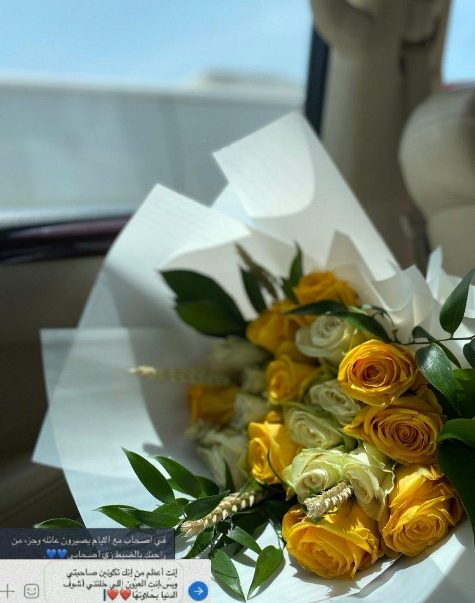 مجموعة صور لل تويتر كلام عن الزهور