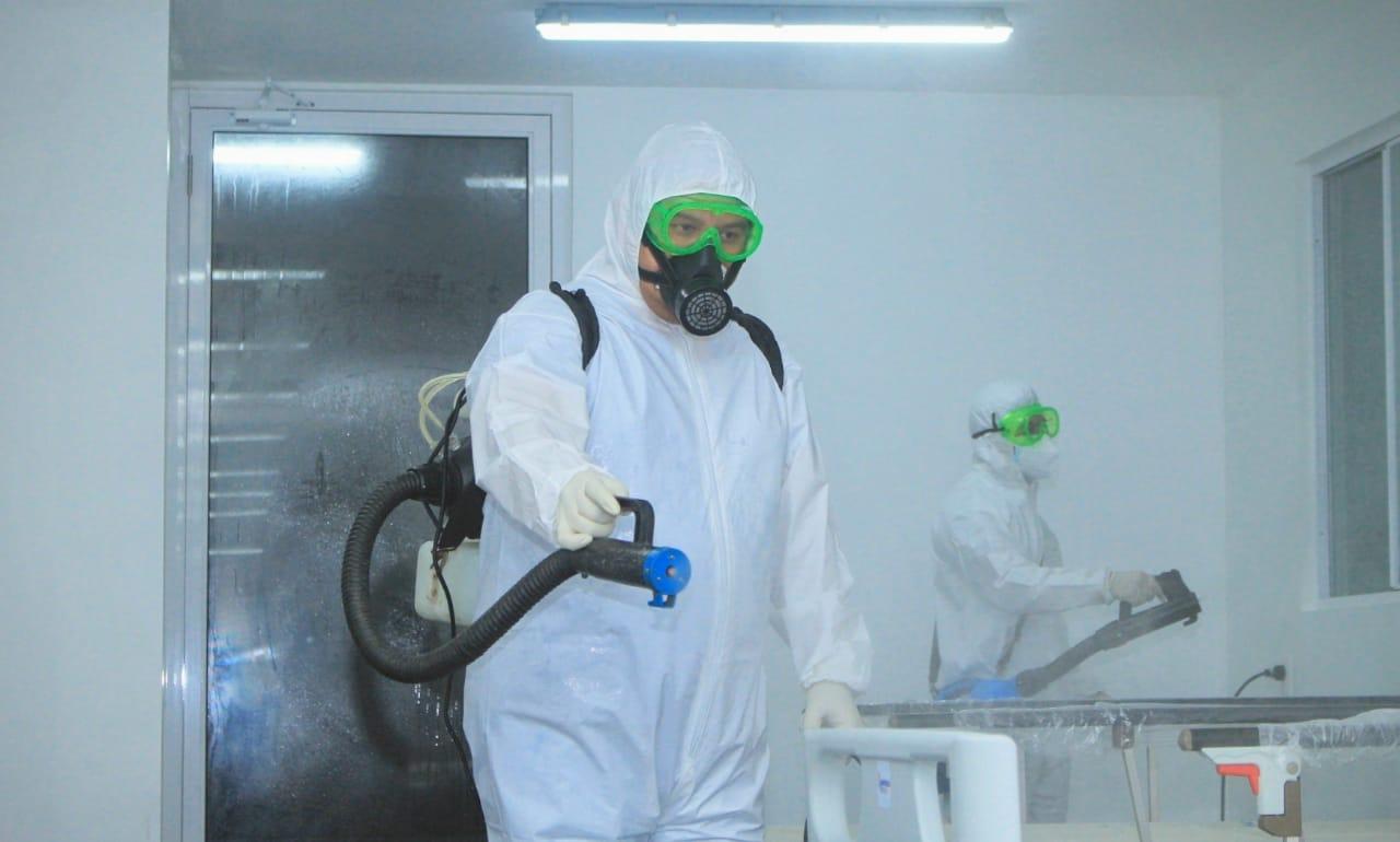 Casos de coronavirus siguen al alza