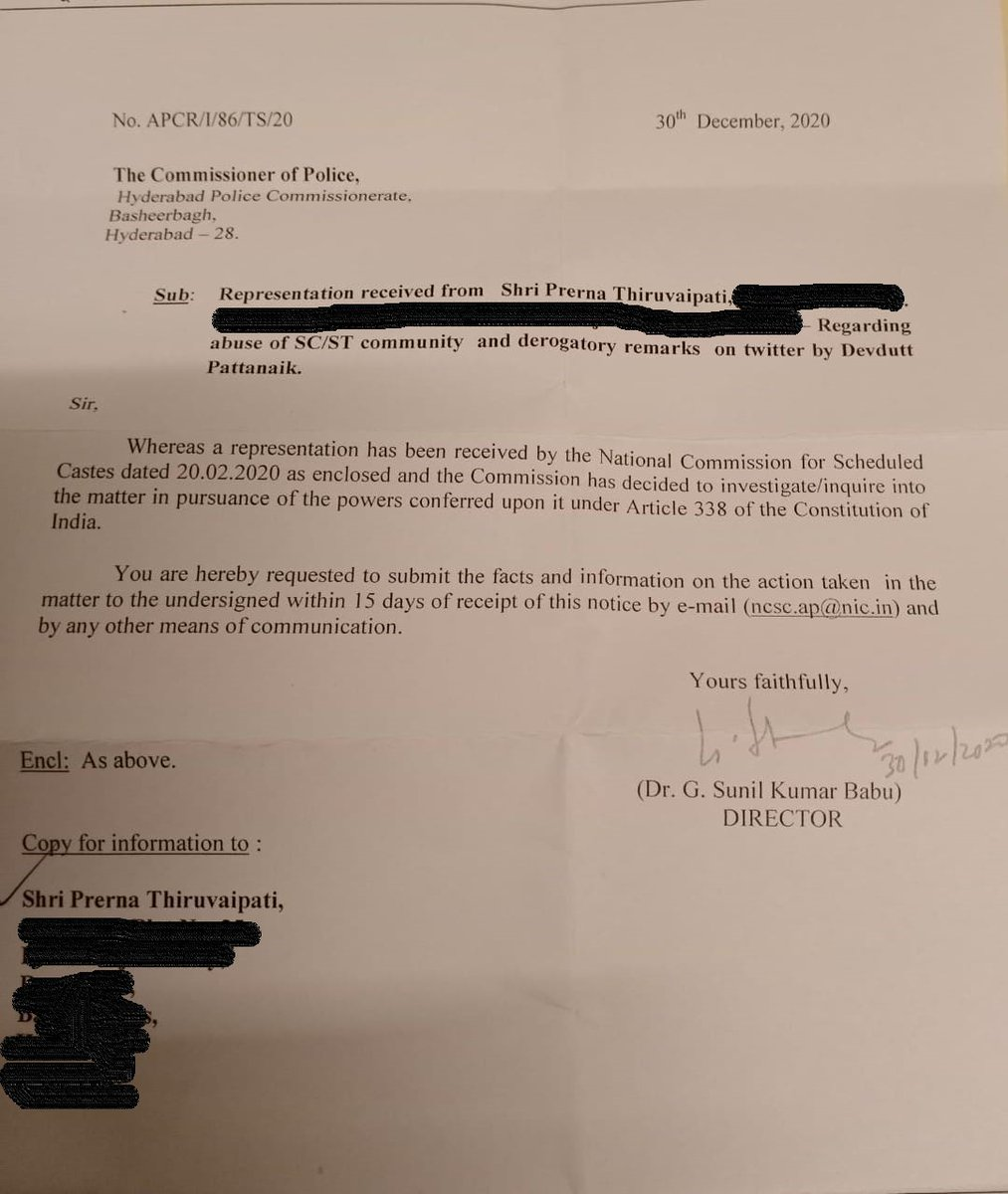 """""""Shudra Ho Shudra hi Rahogey"""" -@devduttmyth   Liberals, Leftists & Islamists may consider Shudra an Insult but we are Proud of Our identity & Dharma. It's high time we keep tolerating Casteist insults by these So Called Intellectuals. Filed a Legal Case against Devdutt Pattnaik."""