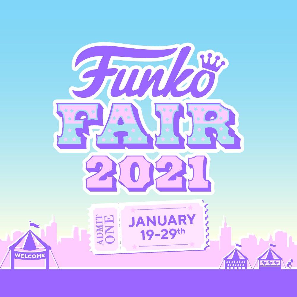 Coming Soon: Funko Fair! Head to our blog for details!  #FunkoFair #Funko