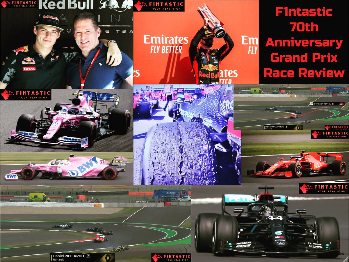 Remember how 2020 was the 70th year with an @fia @F1 World Championship? And do you remember how we celebrated it?  Visit https://t.co/U211YMZHs7 to read the F1ntastic 70th Anniversary Grand Prix Race Review!  https://t.co/lHRCT8jtNp  #F1 #F170 #Formula1 #GoodBye2020 #Archives https://t.co/NxZP2zvkwR
