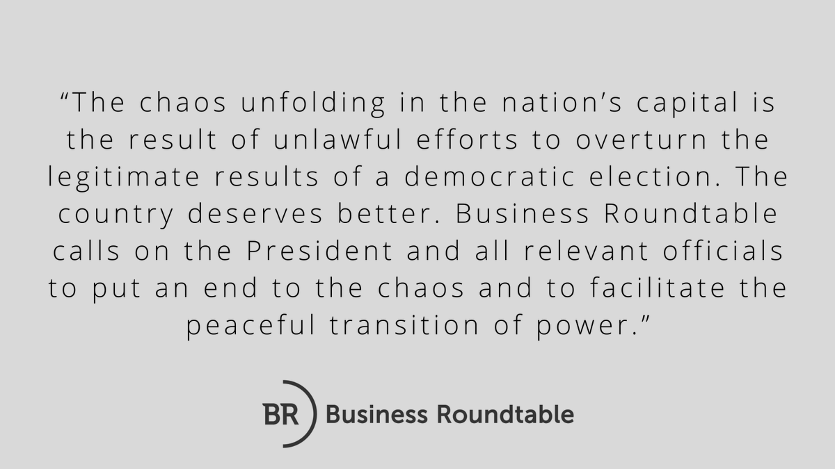 Business Roundtable Statement: