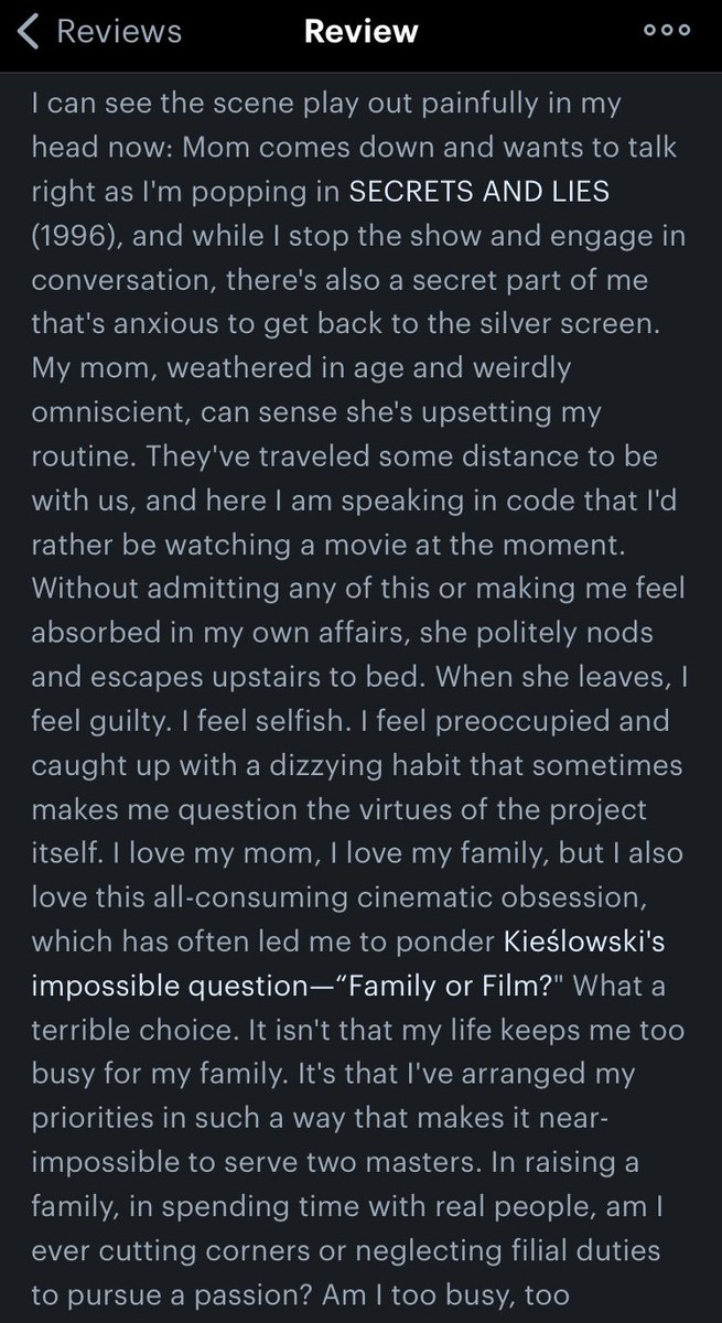 This is a paragraph that could only appear in a letterboxd review for 'Tokyo Story'. Holy shit.