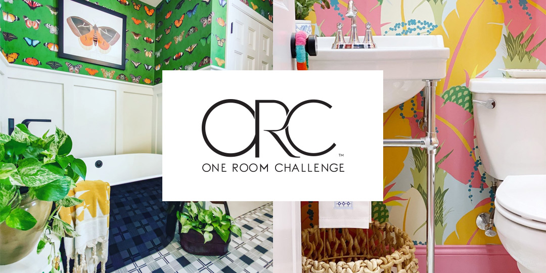 The One Room Challenge celebrates interior design creativity. The entries for Fall 2020 are in, featuring multiple influencers who used our vanities, tubs, fixtures, and hardware. Explore how each designer rose to the challenge: https://t.co/n6PbW0brY9 #OneRoomChallenge #inspo https://t.co/WW0whGBzBz