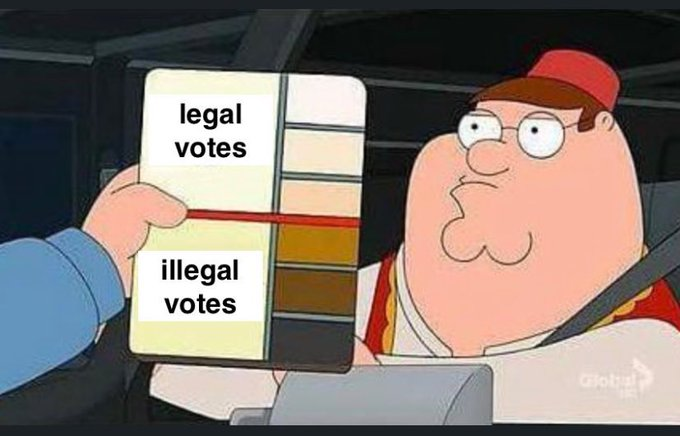 Republican voter fraud notes. #GOP #ElectoralCollege #senate #Congress #voterfraud #electoralcollegeVote