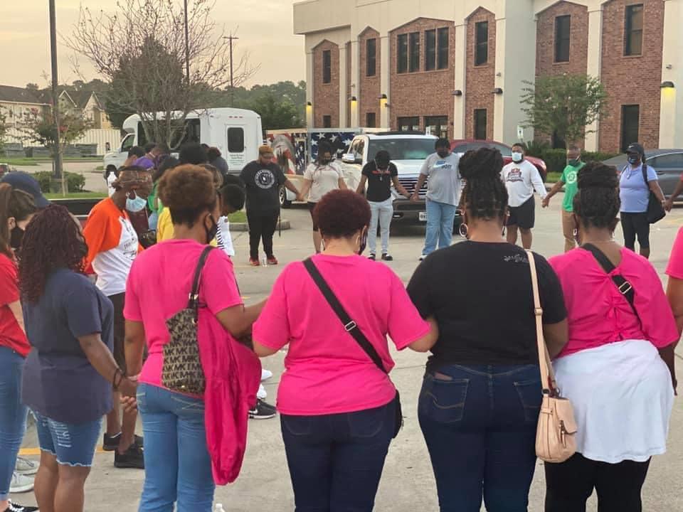 What relief effort did #LakeCharles receive from Rev. Dr. John R. Adolph of #AntiochMissionaryBaptistChurch in #BeaumontTX & Rev. Dr. Theron Jackson of #MorningstarBaptistChurch in #ShreveportLA?  #DisasterPreparedness #EnvironmentalJustice #HurricaneLaura