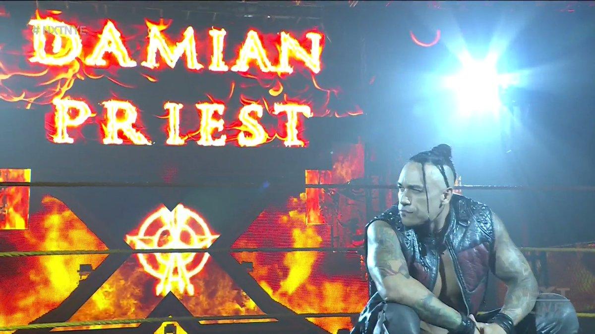 Enter: The Archer 🏹  #WWENXT #NXTNYE @ArcherOfInfamy