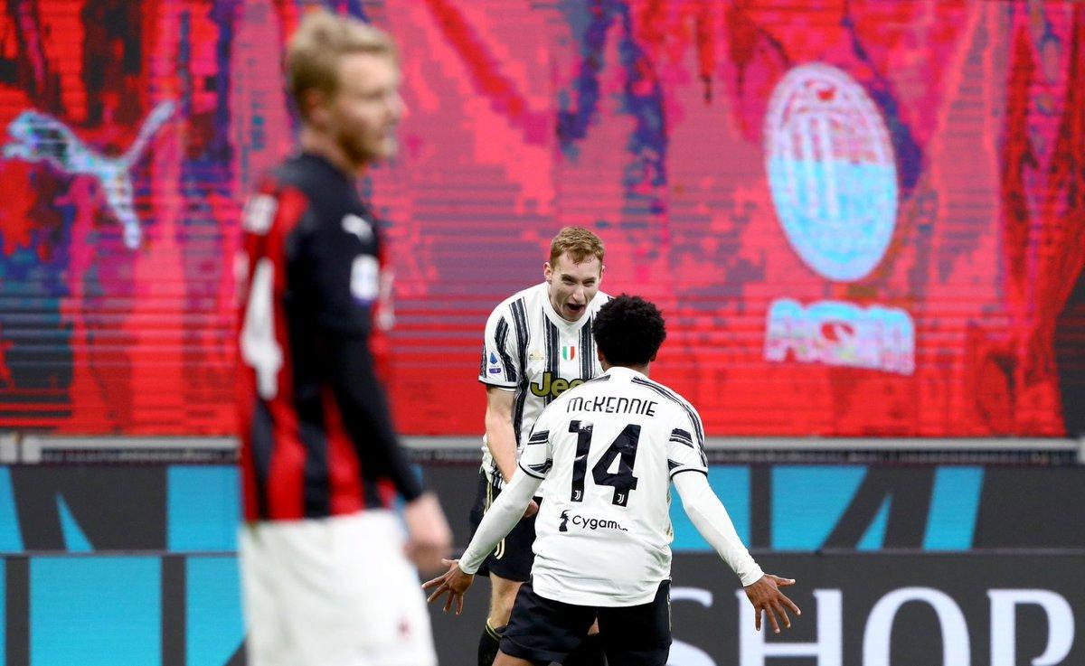 AC Milan 1-3 Juventus: Giá trị của tân binh