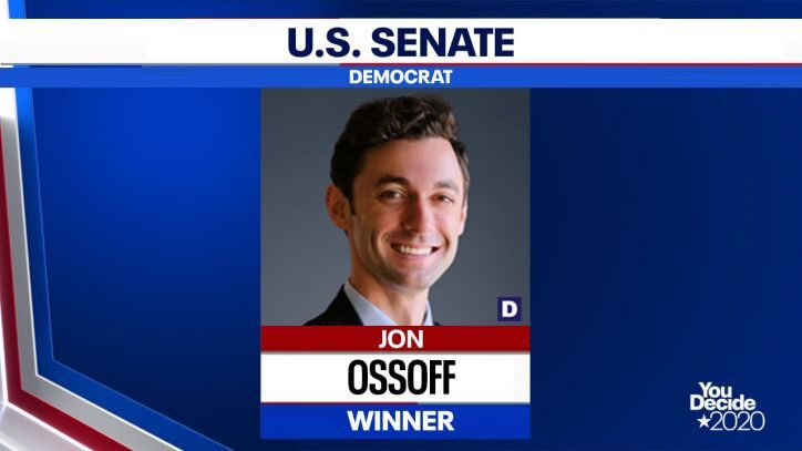 We did it Georgia! HIStory made again. Congratulations @ossoff, First Jewish Senator. Move Mitch!!! Move Out The Way! 💙  #SenatorOssoff #georgia #goodtrouble #whenweallvote #blackvotesmatter #ByeMitch