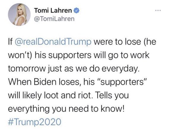 i can always count on @TomiLahren for these takes that age like a fine... milk https://t.co/ZRdhIKi8