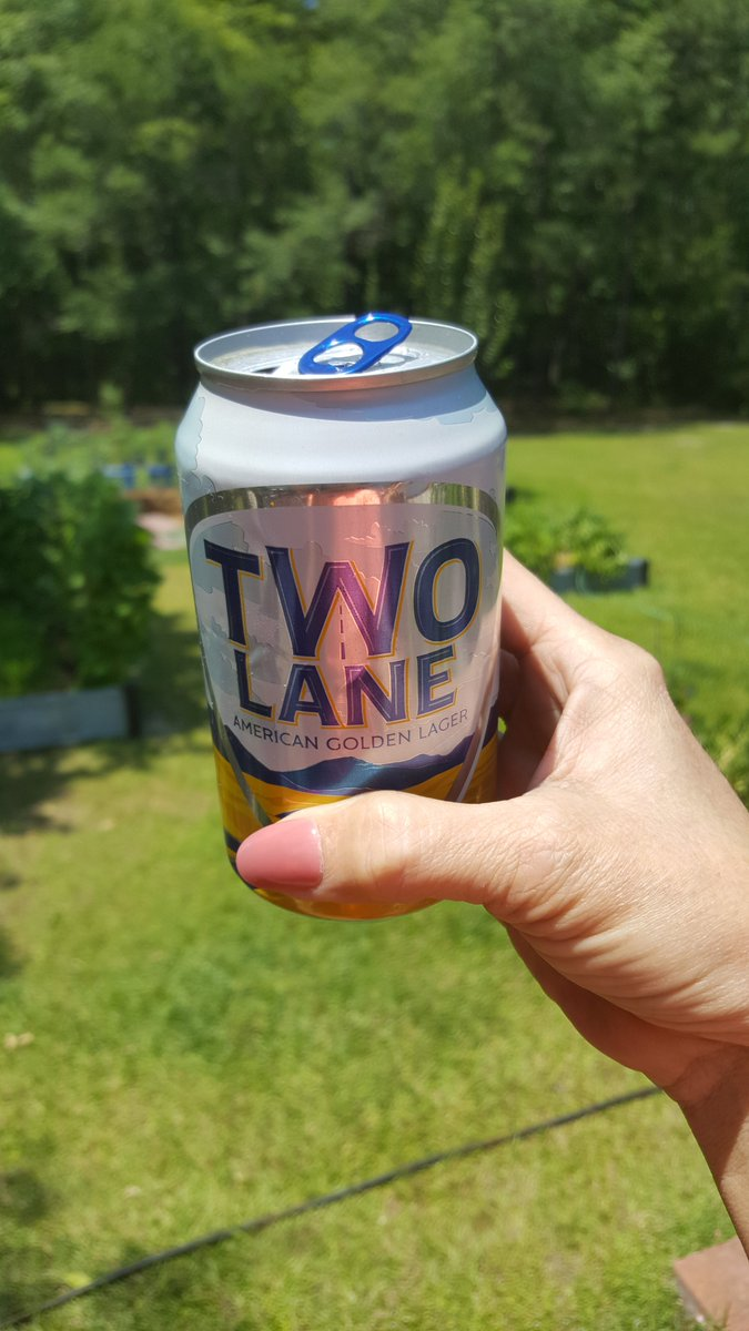 @TwoLaneBrewing Amen! Good riddance 2020, cheers to a hopefully much better 2021. 🍻 Stocked up at end of summer. Went all over Savannah & bought 15 cases! 😁 Still  happily drinkin' #TwoLaneLager & plenty left to last til summer. So glad I'm a GA girl. @LukeBryanOnline #HookedOnIt #Danggoodbeer