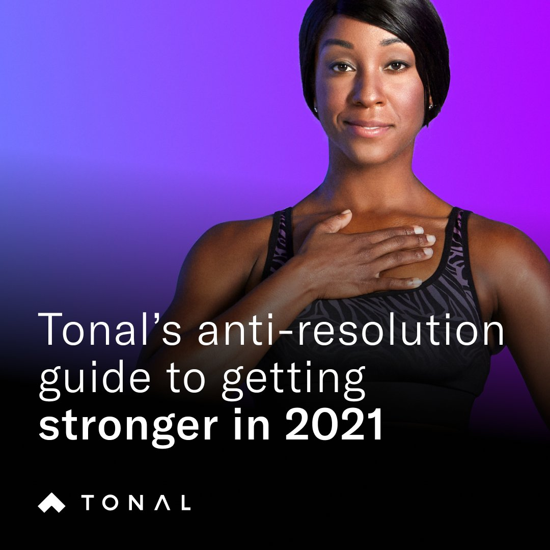 While they start well-intentioned, many resolutions are abandoned a few weeks into January. Choose small bite-sized actions that are more personal to you over generic resolutions. Check out our anti-resolution guide to getting stronger in 2021: