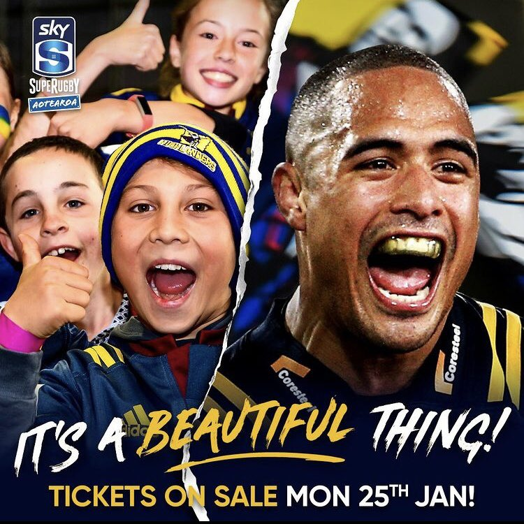 Back under the roof in 2021 - 'It's a Beautiful Thing' 👉🏽 Individual game tickets go on sale Monday 25th January 🎟   Don't miss the action 🔥  #itsabeautifulthing #SSRA https://t.co/BdxGCCuz2G