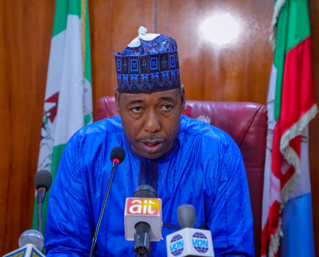 Borno: @ProfZulum appoints chairman, others for newly established career commission..