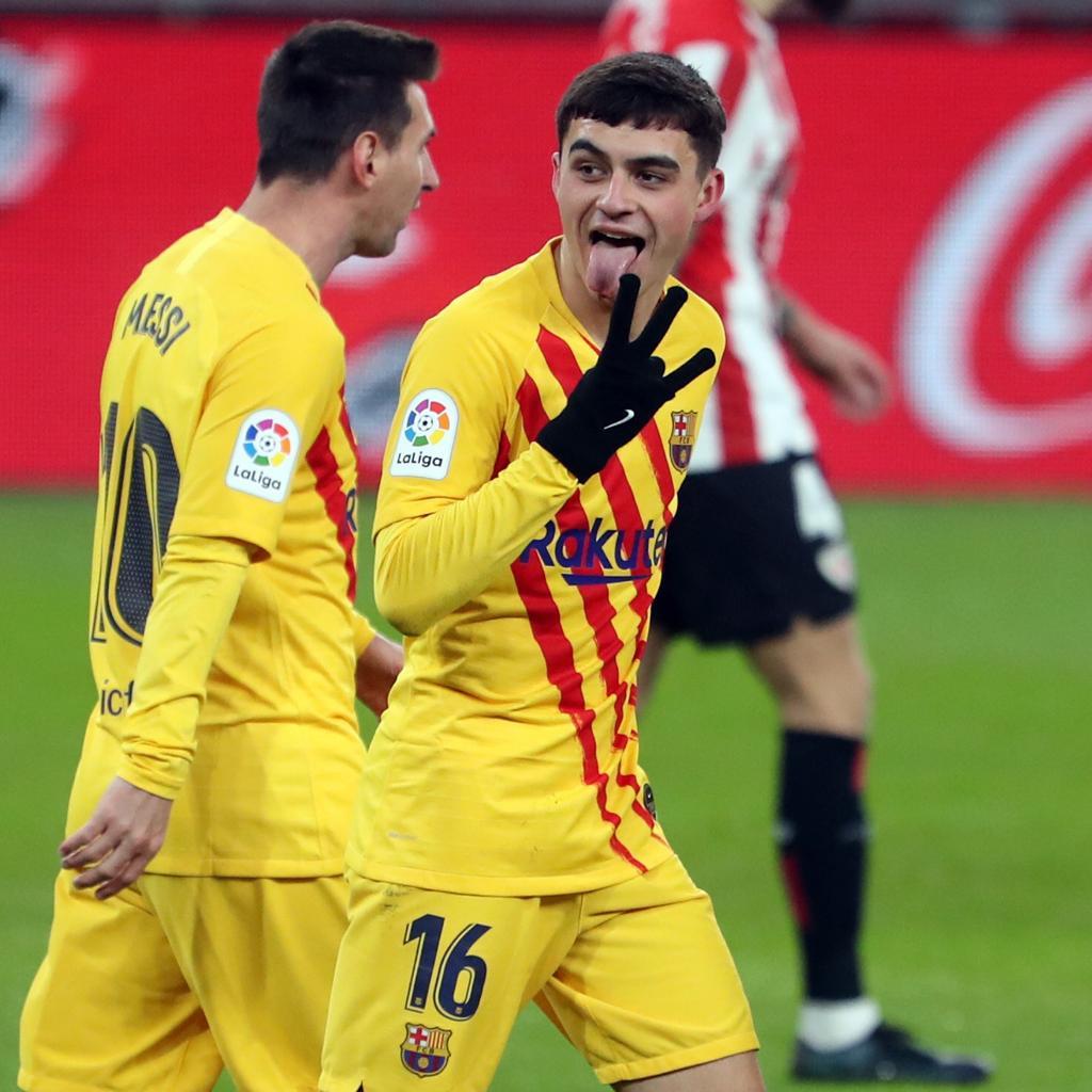 Partido muy completo y tres puntazos en un gran estadio. Sigamos así👌Força Barça! 💙❤  Espero que te haya gustado el regalo de cumpleaños @Fllarenaa 🎁😉  #SigamosSoñandoJuntos  #SigamosHaciendoMagia