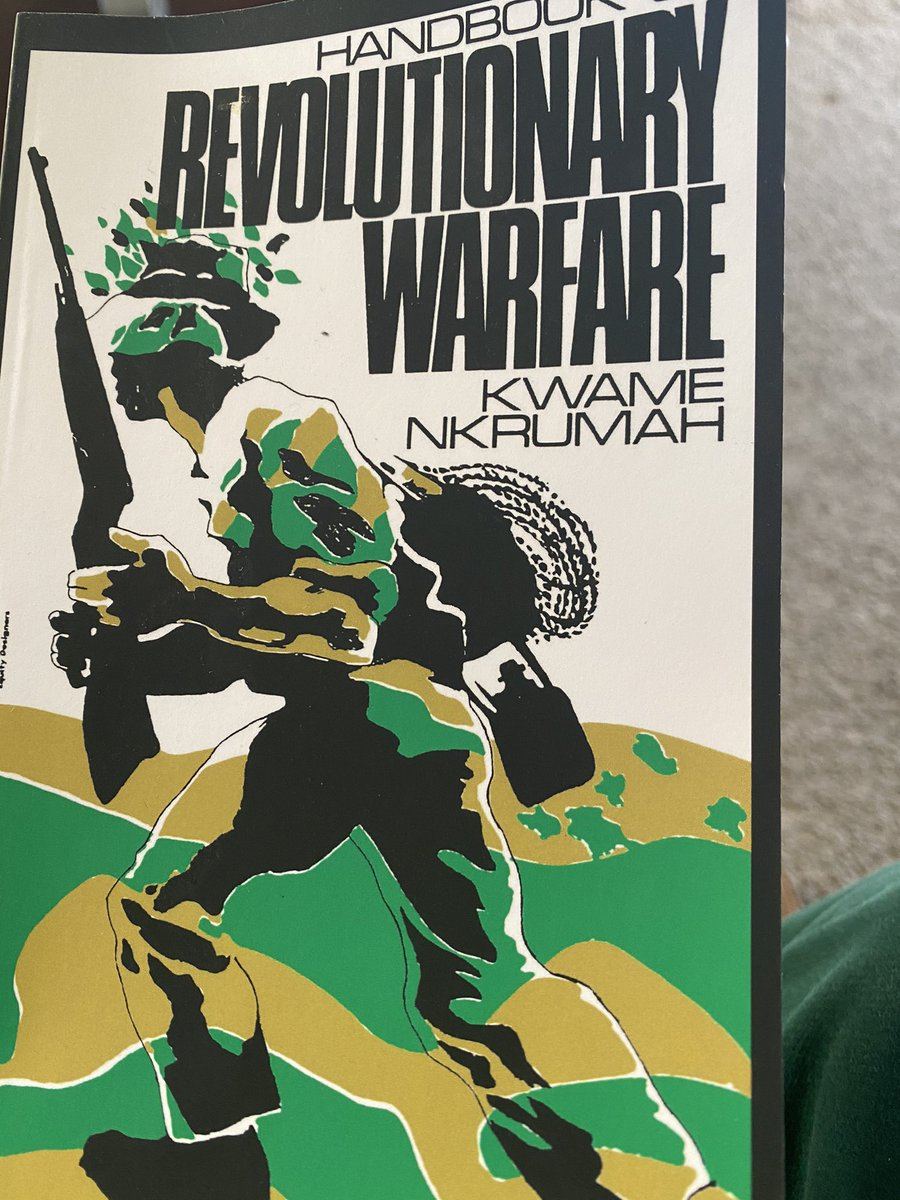 Perfect time for every African to pick this book up and read it
