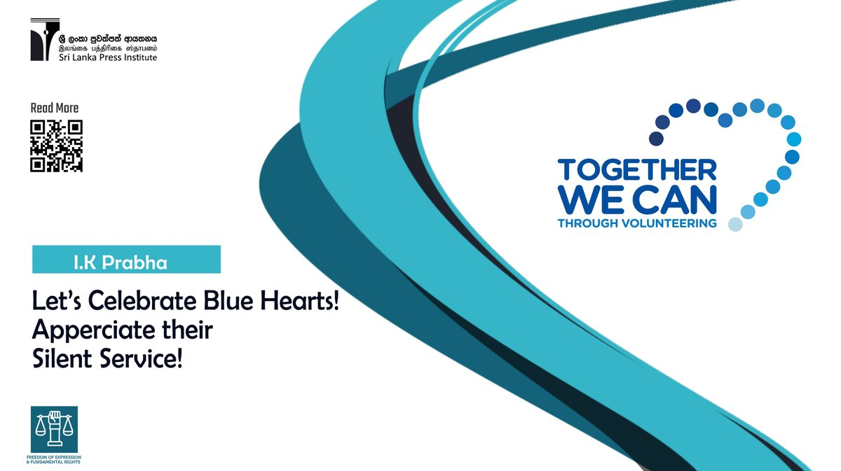 Let's Celebrate Blue Hearts! Appreciate their Silent Service!   #volunteer #BlueHearts #Appreciation #InternationalVolunteerDay #Translations