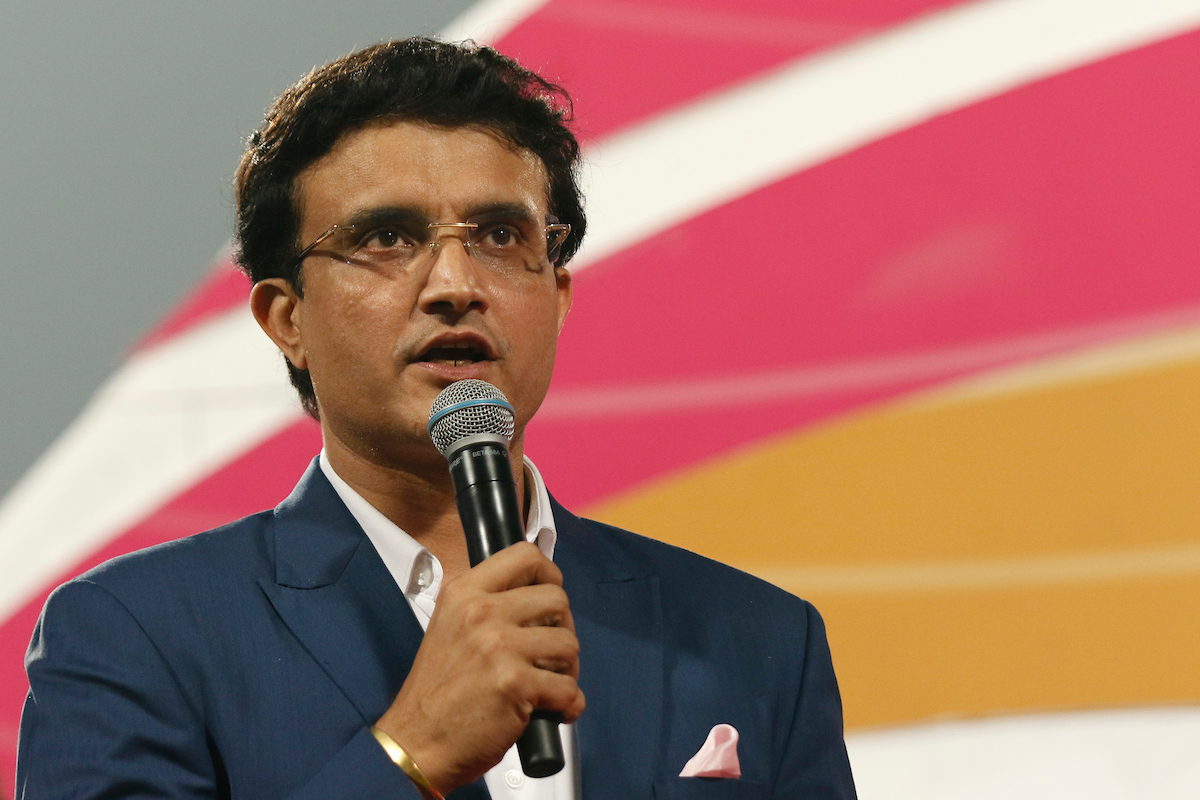 "We've got some good news.  The BCCI President Mr @SGanguly99 has been discharged from the hospital in Kolkata.  ""I thank the doctors at the hospital for the treatment. I am absolutely fine. Hopefully, I will be ready to fly soon,"" he said 😊😊"