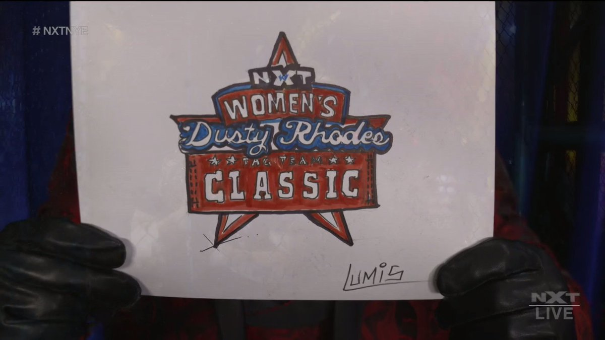 WWE NXT Women's Dusty Rhodes Classic Announced, New Team And Match For Men's Classic