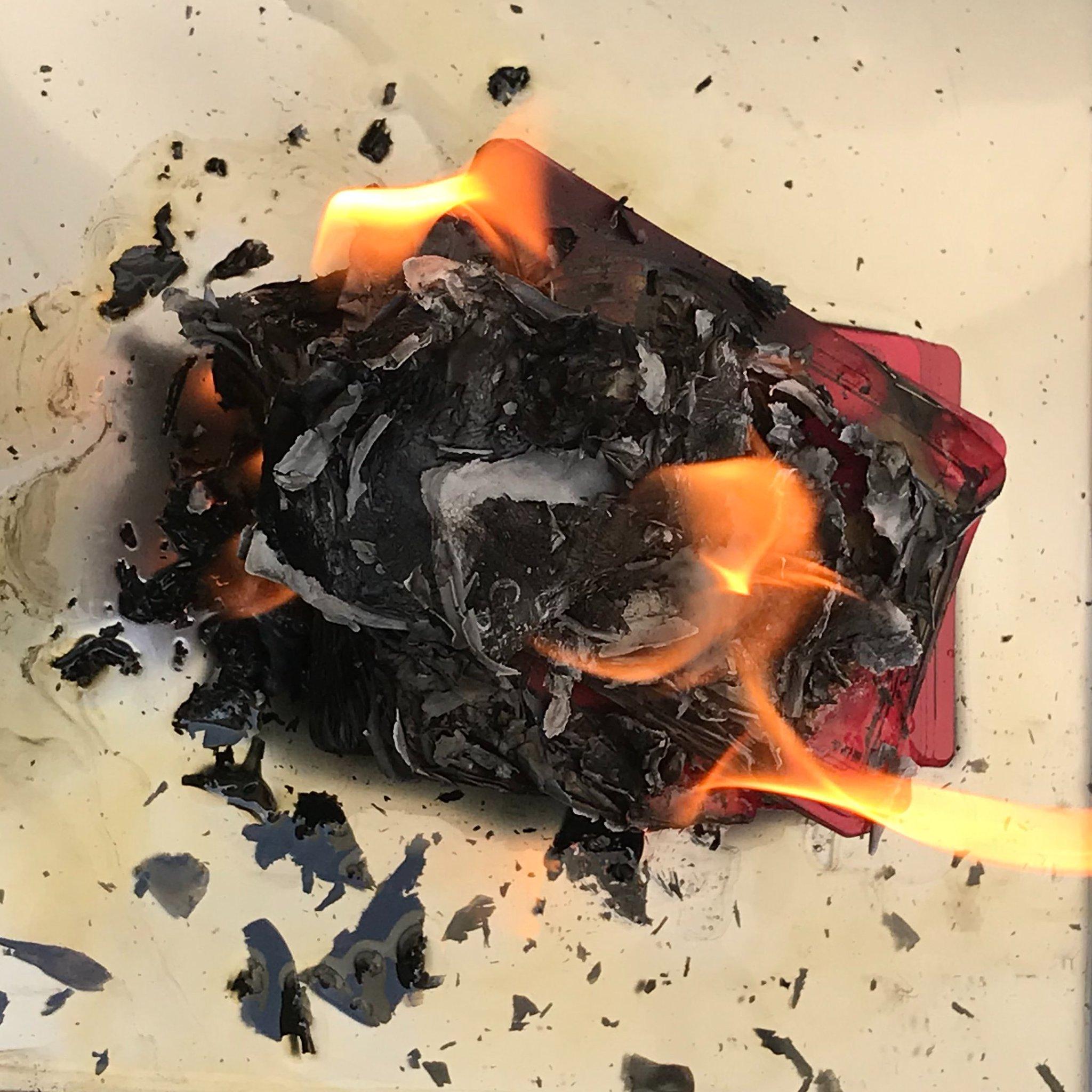 """セラの報復者 on Twitter: """"無料体験デッキで遊んだ感想としては、全然燃えないので油をかけてようやくという感じです。 また、多くのアンチが 焼き芋を作ったと言ってますが、このようにゲートルーラーで焼き芋は困難であり、アンチは嘘を言っていることが明らかになり ..."""