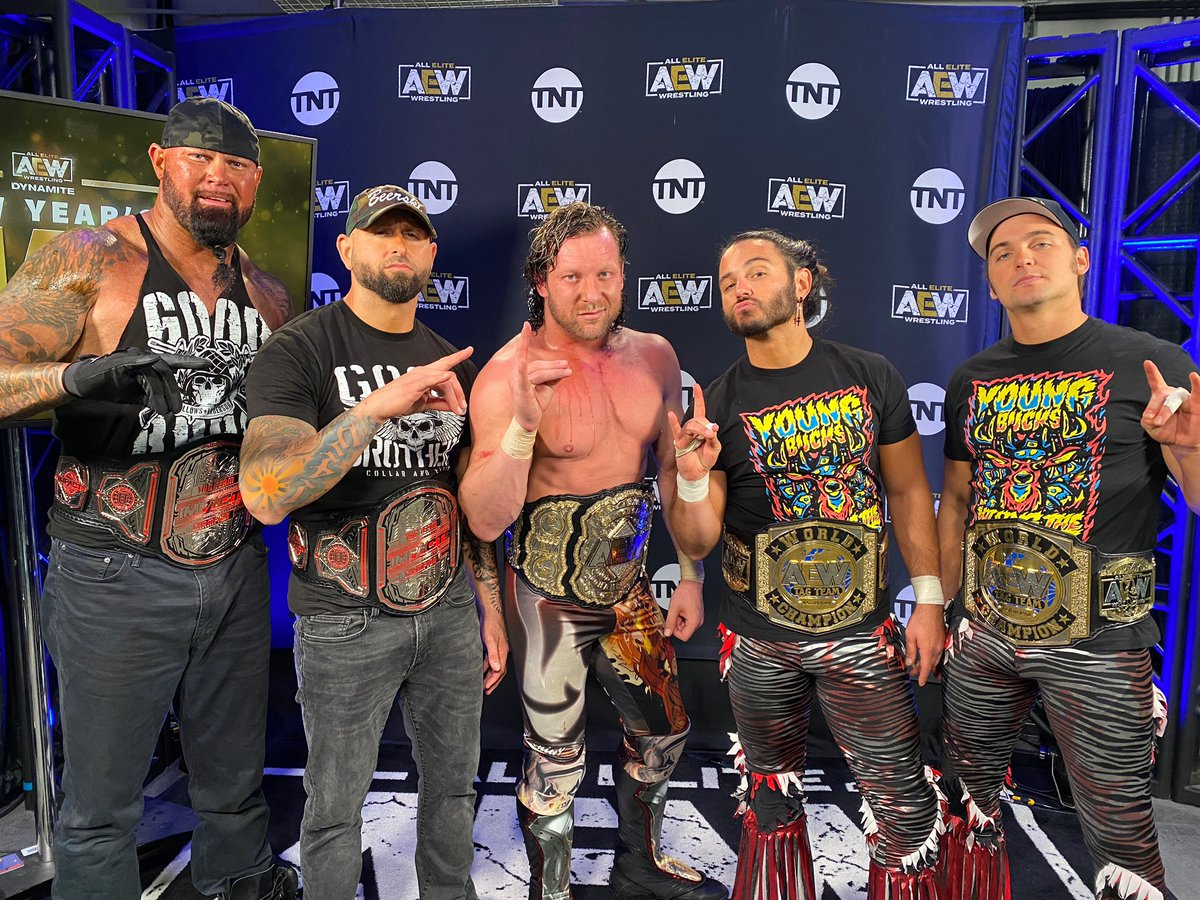 Kenny Omega On Bullet Club Reunion: