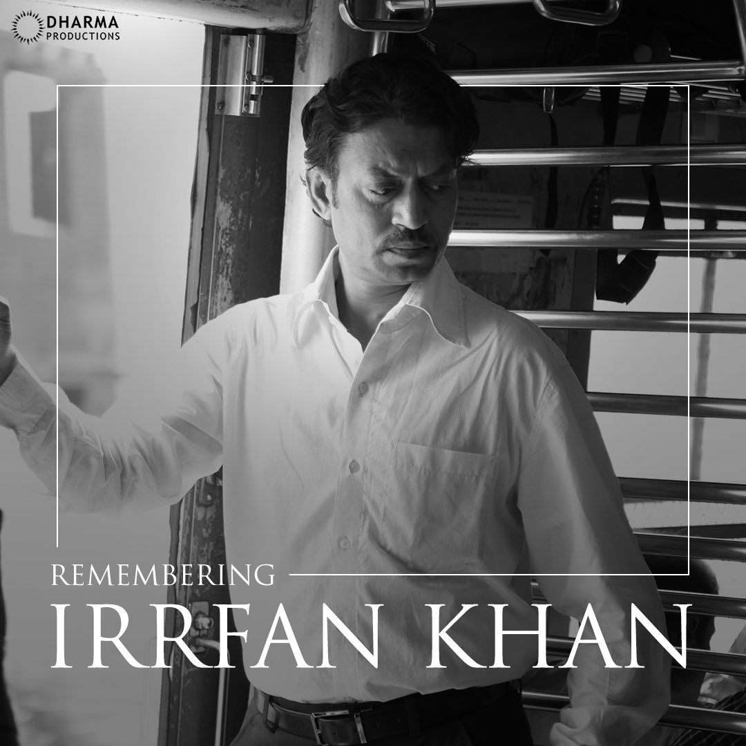 An actor whose excellence will stay with us through his accomplishments on screen. Remembering #IrrfanKhan on his birth anniversary.