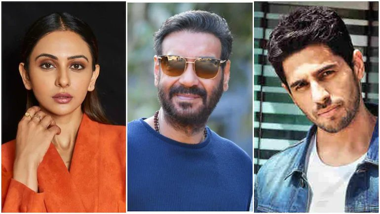 #AjayDevgn, #SidharthMalhotra & #RakulPreetSingh Come Together For #BhushanKumar, #IndraKumar & #AshokThakeria's #ThankGod  @ajaydevgn @SidMalhotra @Rakulpreet @Indra_kumar_9 #KrishanKumar @SunirKheterpal @DeepakMukut @anandpandit63 #YashShah @TSeries