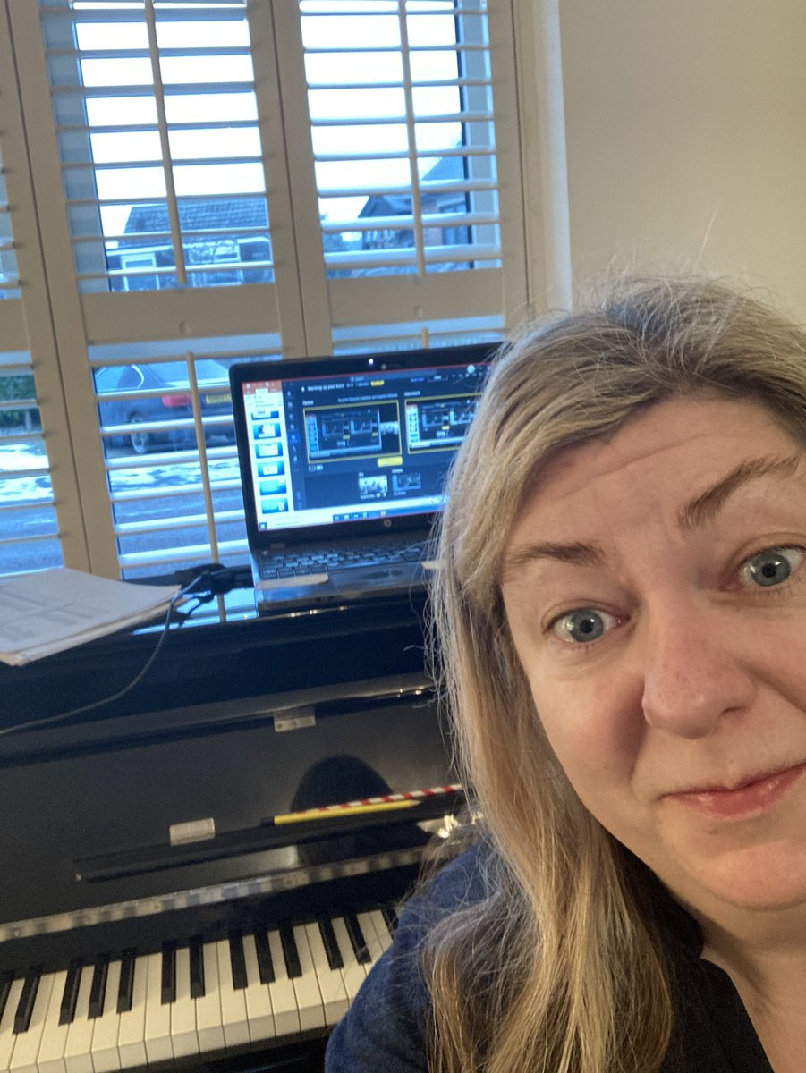 @bthccmusic #remotelearning all pupils learning about vocal techniques and how to #warmup your body and voice for singing #auldlangsyne #year8 #year7